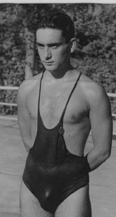 Resultado de imagen de Isidoro Pérez swimmer