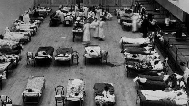 Resultado de imagen de gripe española