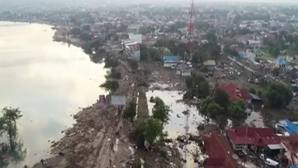 """Resultado de imagen de indonesia tsunami"""""""