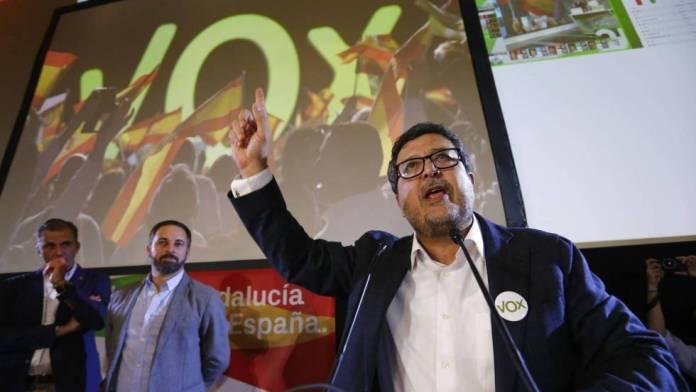 Vox: Francisco Serrano, el juez negacionista azote del feminismo | España |  EL PAÍS