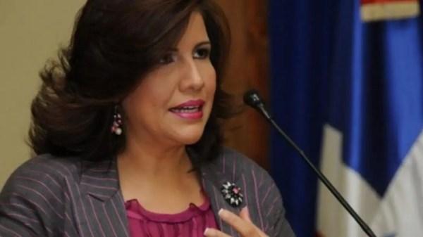 Discurso de Margarita Cedeño de Fernández