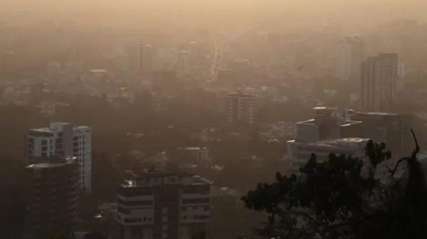 Polvo del Sahara (RD)