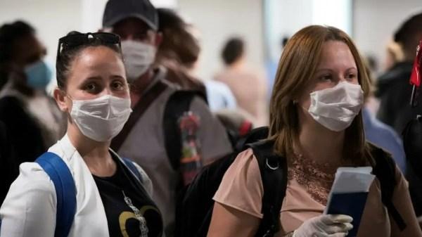 Realización de pruebas de COVID en aeropuertos de RD se suspendió por larga espera del proceso
