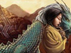 Dragonkeeper - ilustración libro - El Palomitrón
