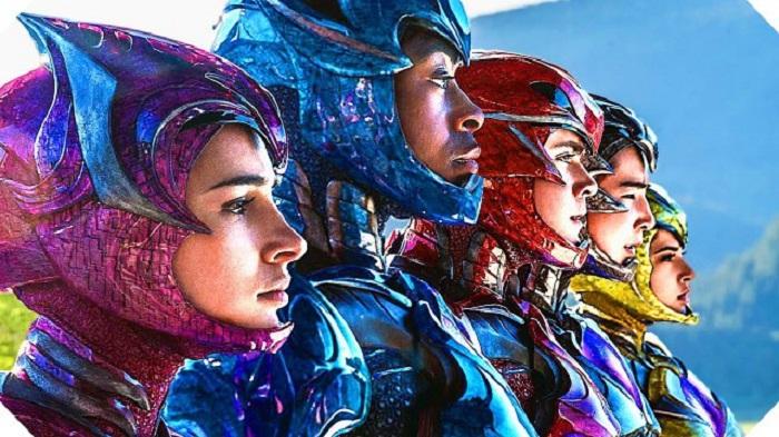 Los 5 Power Rangers - El Palomitron