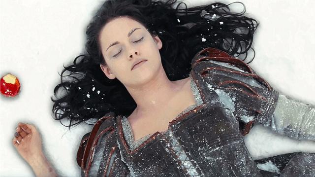 Kristen Stewart en Blancanieves y la leyenda del cazador - El Palomitrón