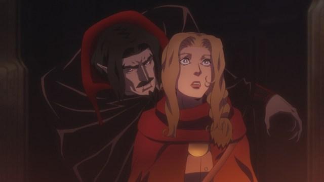 critica de la primera temporada de Castlevania mujer - el palomitron