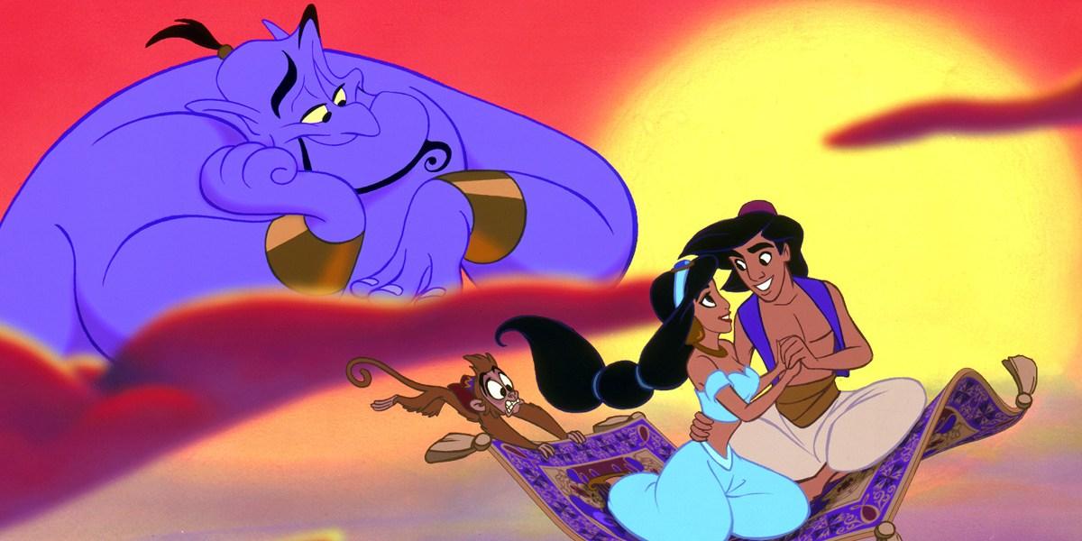 protagonistas para el live-action de Aladdin destacada - el palomitron