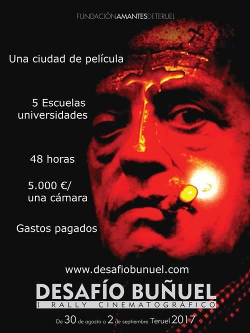 Desafío Buñuel el Palomitrón