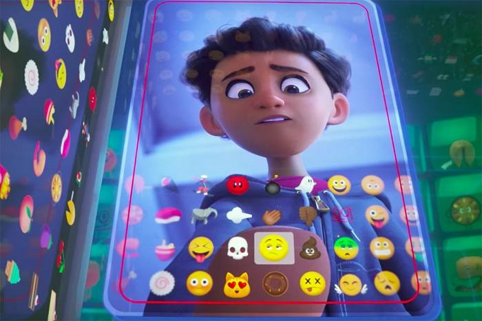 Emoji la película El Palomitrón