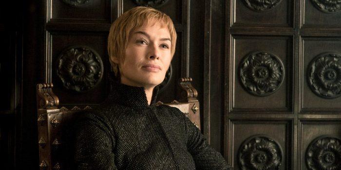 Cersei esperando al muerto Juego de Tronos El Palomitrón