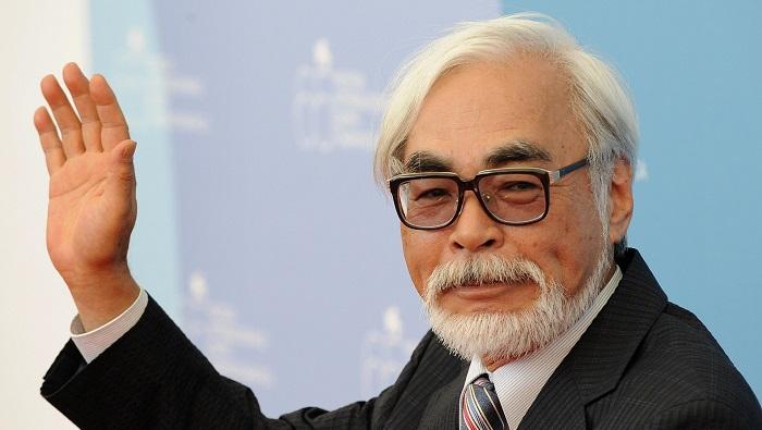 Hayao Miyazaki El Palomitrón