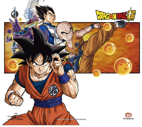 actores de doblaje de Dragon Ball Super en la Japan Weekend Madrid regalo - el palomitron