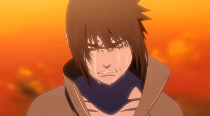 mejores momentos de naruto sasuke llorando - el palomitron