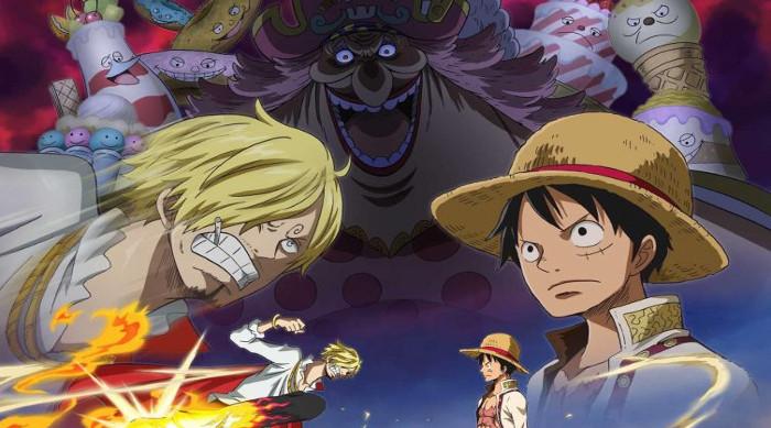 tercer trailer del especial de one piece luffy vs sanji principal - el palomitron