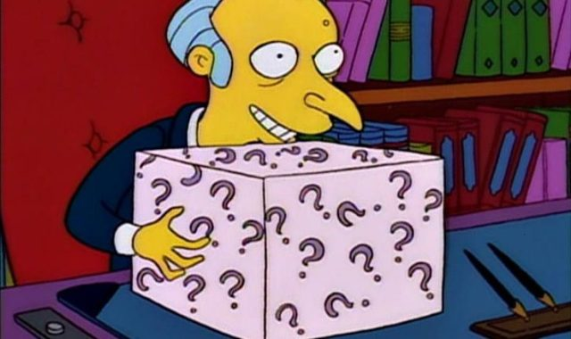 Sorteo Los Simpson Insert Coin