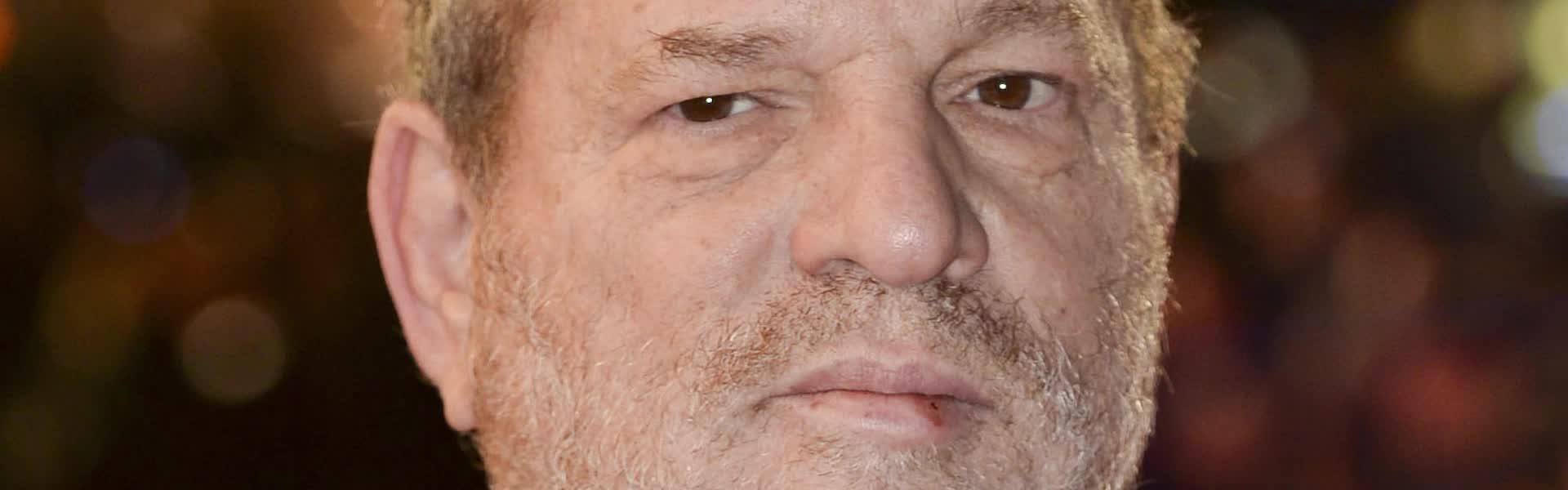 Harvey Weinstein - El Palomitrón