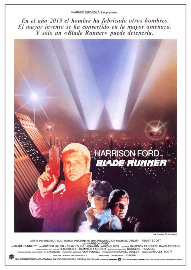 Blade Runner 1982 Firmas invitadas El Palomitón