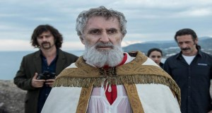 Papa y patrulla Ministerio del Tiempo El Palomitrón