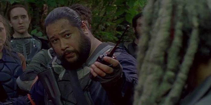 Jerry The Walking Dead El Palomitrón