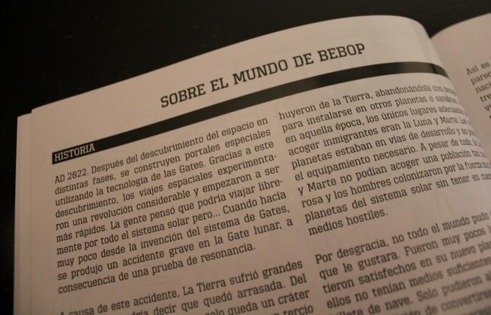 edición coleccionista de Cowboy Bebop libro5 - el palomitron