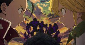 fecha de la segunda temporada de Nanatsu no Taizai destacada - el palomitron