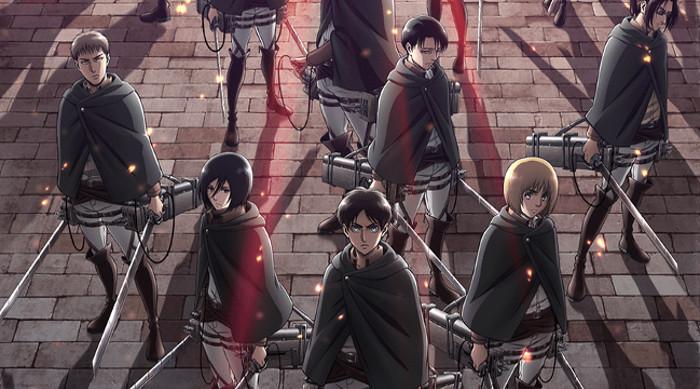 fecha de la tercera temporada Shingeki no Kyojin principal - el palomitron