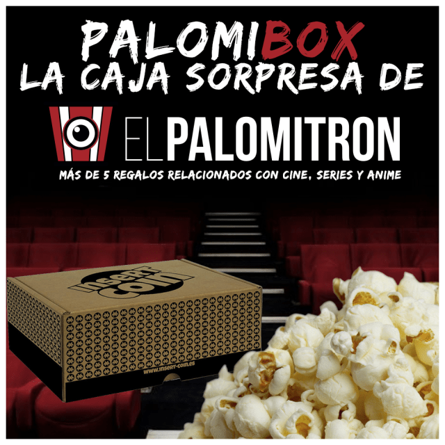 Palomibox en Insert Coin