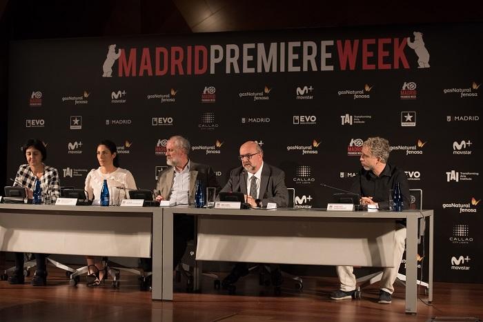 Programación Madrid premiere week 2017