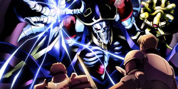 segunda temporada de Overlord destacada - el palomitron