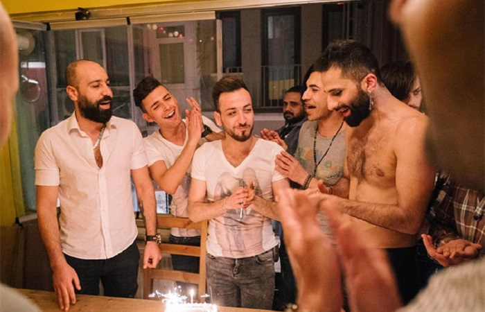 El Palomitrón - Mr. Gay Syria
