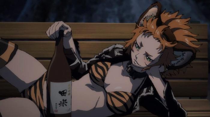 Juuni Taisen 06 tigre - el palomitron