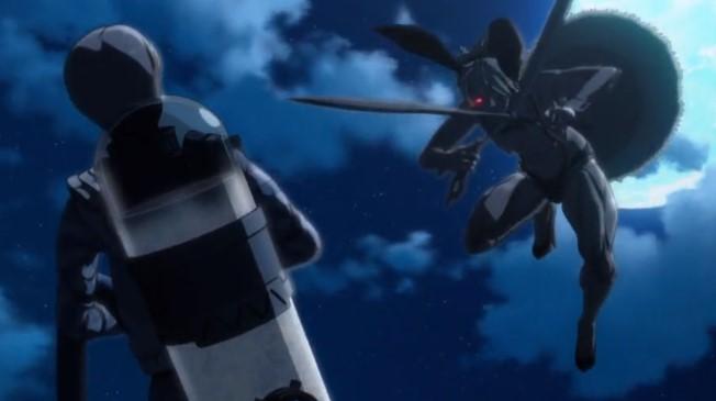 Juuni Taisen 09 liebre vs dragon - el palomitron