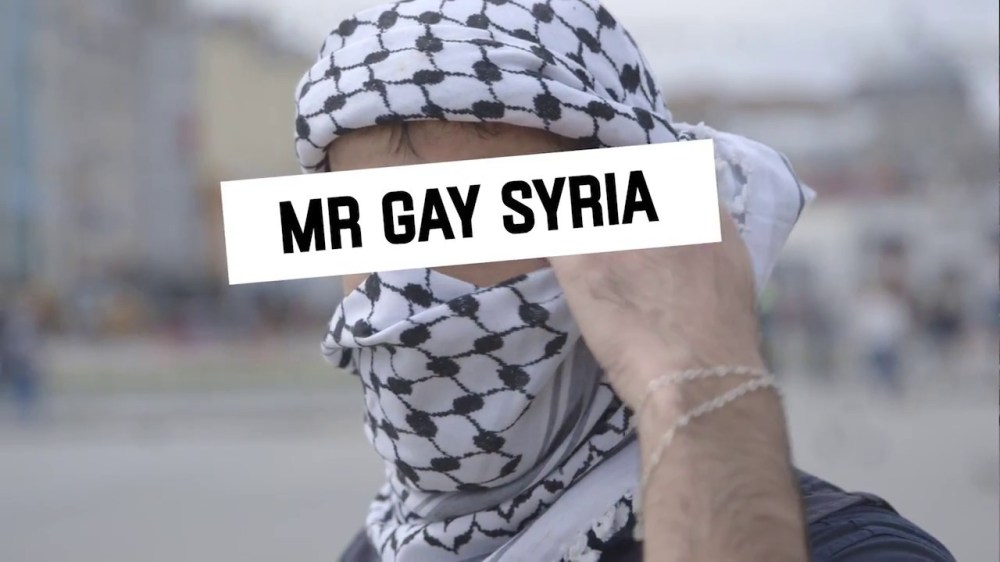 Mr. Gay Syria - El Palomitrón