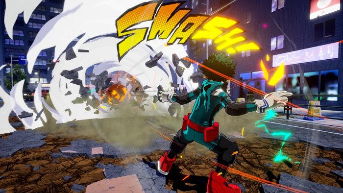 My Hero Academia One's Justice para PS4 y Switch 2 - el palomitron