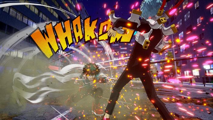 My Hero Academia One's Justice para PS4 y Switch 3 - el palomitron