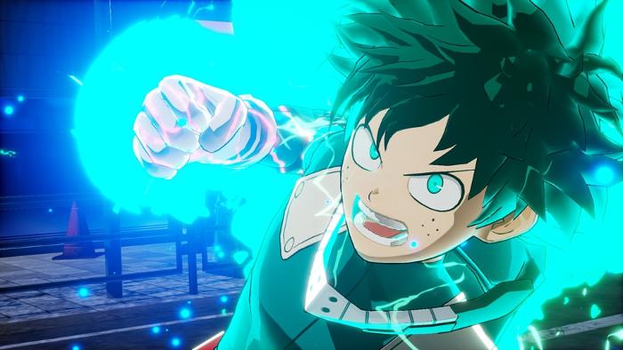 My Hero Academia One's Justice para PS4 y Switch 5 - el palomitron