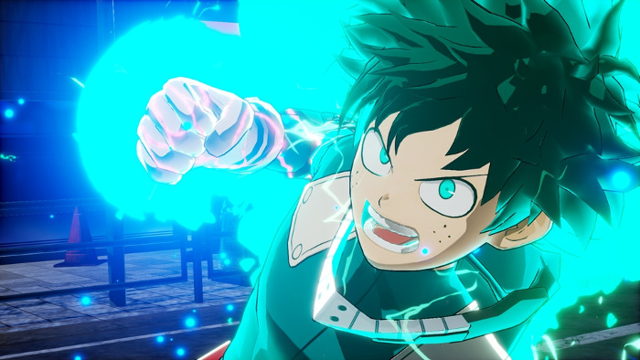 My Hero Academia One's Justice para PS4 y Switch 5 - el palomitron