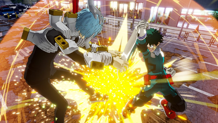 My Hero Academia One's Justice para PS4 y Switch 6 - el palomitron