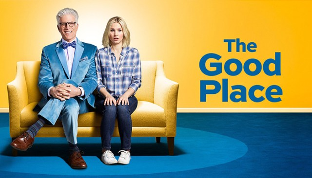 THE GOOD PLACE PROMO EL PALOMITRON