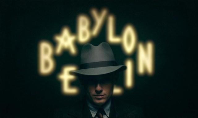 Babylon Berlin poster El Palomitrón