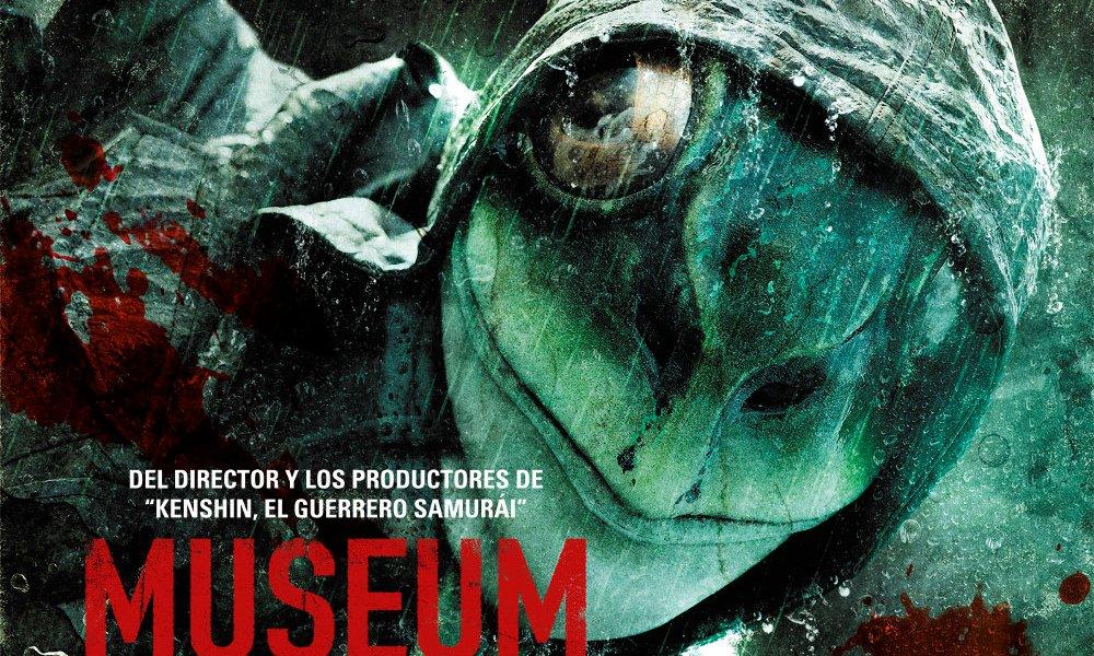 edición coleccionista DVD de Museum, de Mediatres Estudio destacada - el palomitron