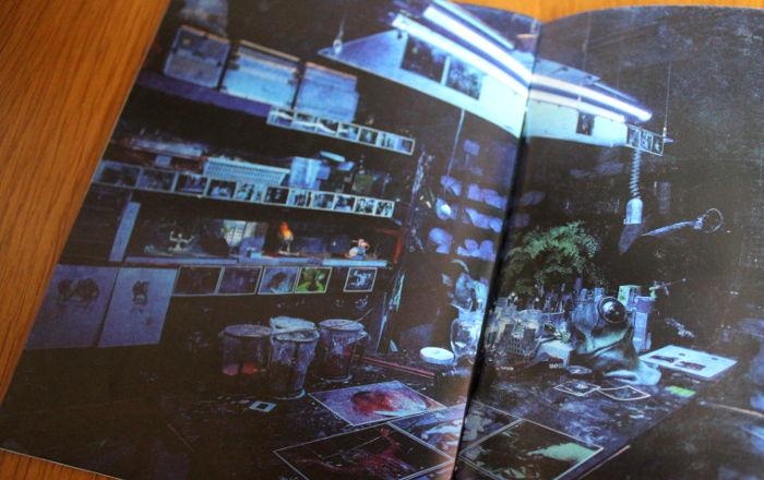 edición coleccionista DVD de Museum, de Mediatres Estudio libreto 6 - el palomitron