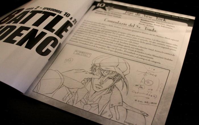 edición coleccionista de JoJo's Battle Tendency, de Selecta Visión genga - el palomitron