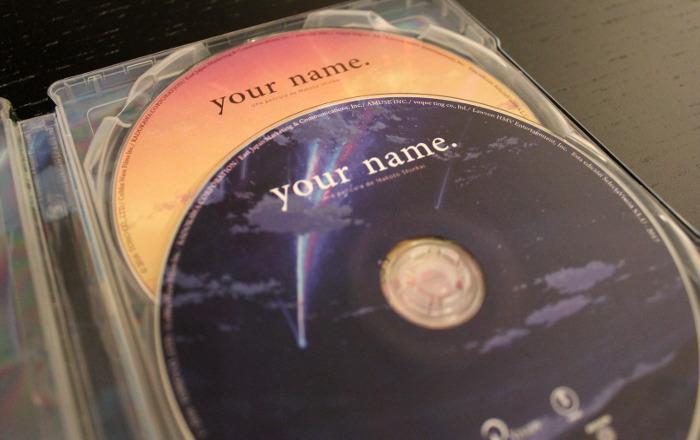 edición coleccionista de Your name, de Selecta Visión discos - el palomitron