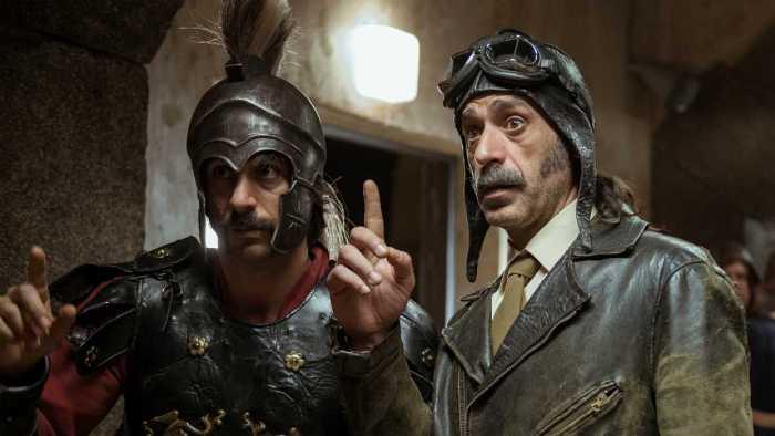 MdT Pacino y Alonso El Palomitrón
