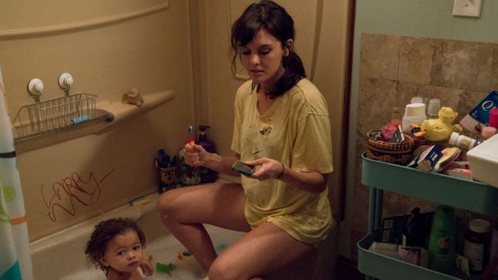 SMILF serie Movistar+ El Palomitrón