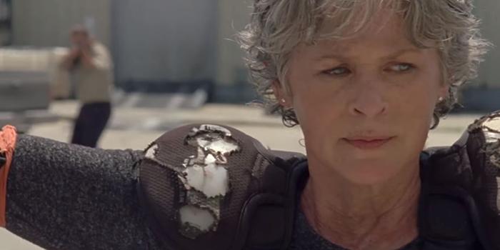 Carol The Walking Dead El Palomitrón