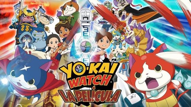 Sorteo Yo-Kai Watch