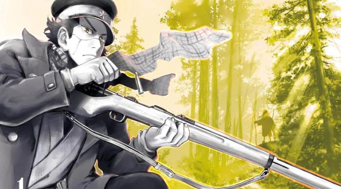 Los mejores mangas de 2017 golden kamuy - el palomitron